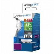 Lâmpada Led Bulbo 9 W 6500K Bivolt – Arcobras