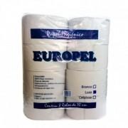 Papel higiênico Europel - pacote com 8 unidades