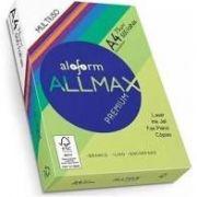 Papel Sulfite A4 Allmax A4 - 1 Pacote C/ 500 Folhas