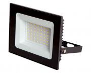 Refletor Slim LED 100W 750 Lumens IP65 Luz Branca