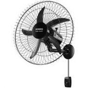 Ventilador oscilante de parede 55 cm preto – Turbo Pro 55