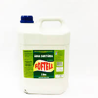 Água sanitária Foftel - Galão 5 litros