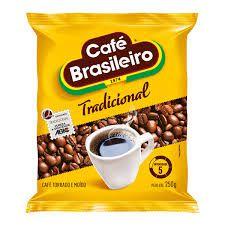 Café Brasileiro – Tradicional – 250 gramas