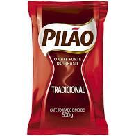 Café Pilão Torrado E Moído Tradicional Almofada 500g
