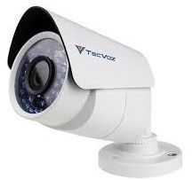 Câmera Bullet HD-TVI Infra Red 30m - Tecvoz