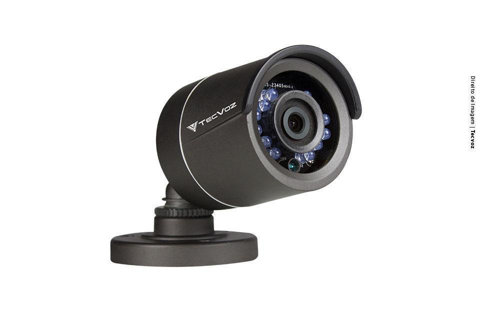 Câmera de segurança bullet ACB- 860 TECVOZ