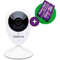 Câmera de segurança Wi-Fi - iC3 - Com MicroSD 32 GB - Intelbras