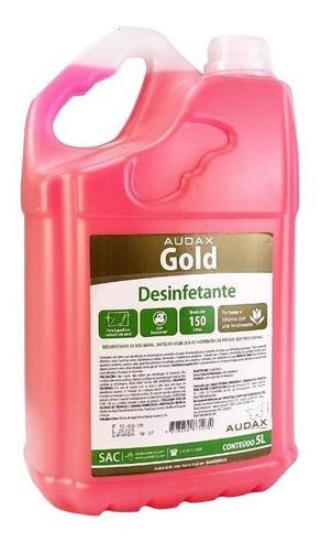 Desinfetante concentrado Audax Gold Lavanda 5 Litros