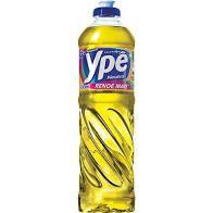 Detergente líquido neutro    Ypê -  500 ml