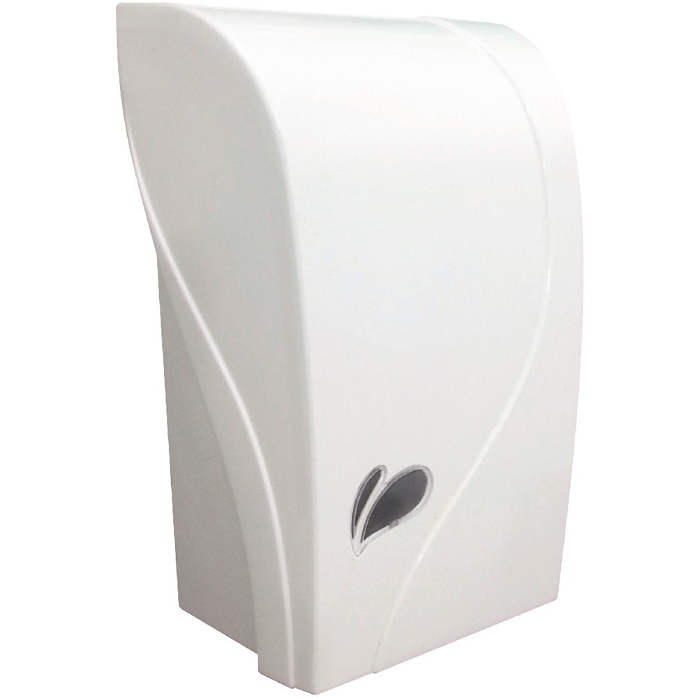 Dispenser de papel higiênico intercalado branco 1069 Biovis CX 1 UN