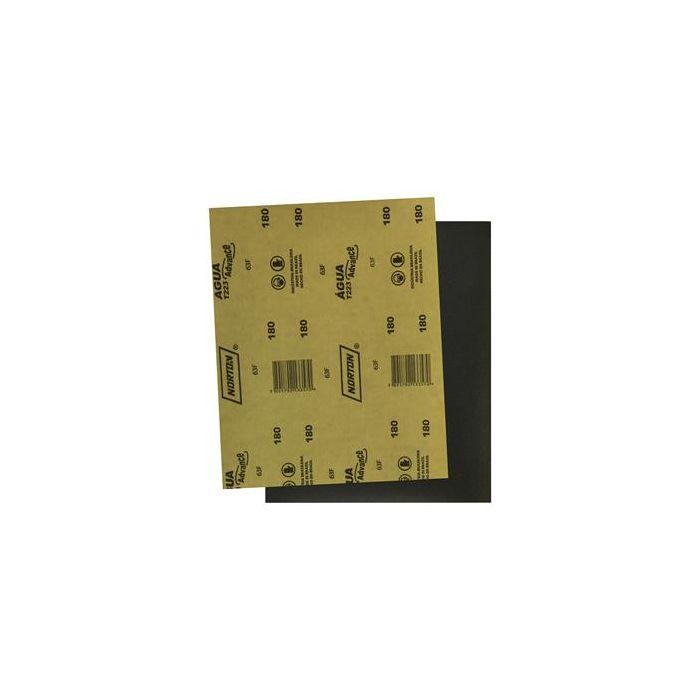 Folha Lixa Dagua T223 GR180 – Norton