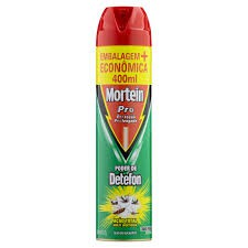 Inseticida Mortein 400 ml Ação total