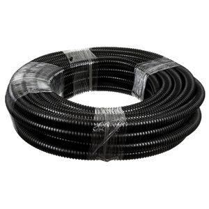 KanaFlex (eletroduto flexível) 1,1/2 Preto – 100 metros- Tucano