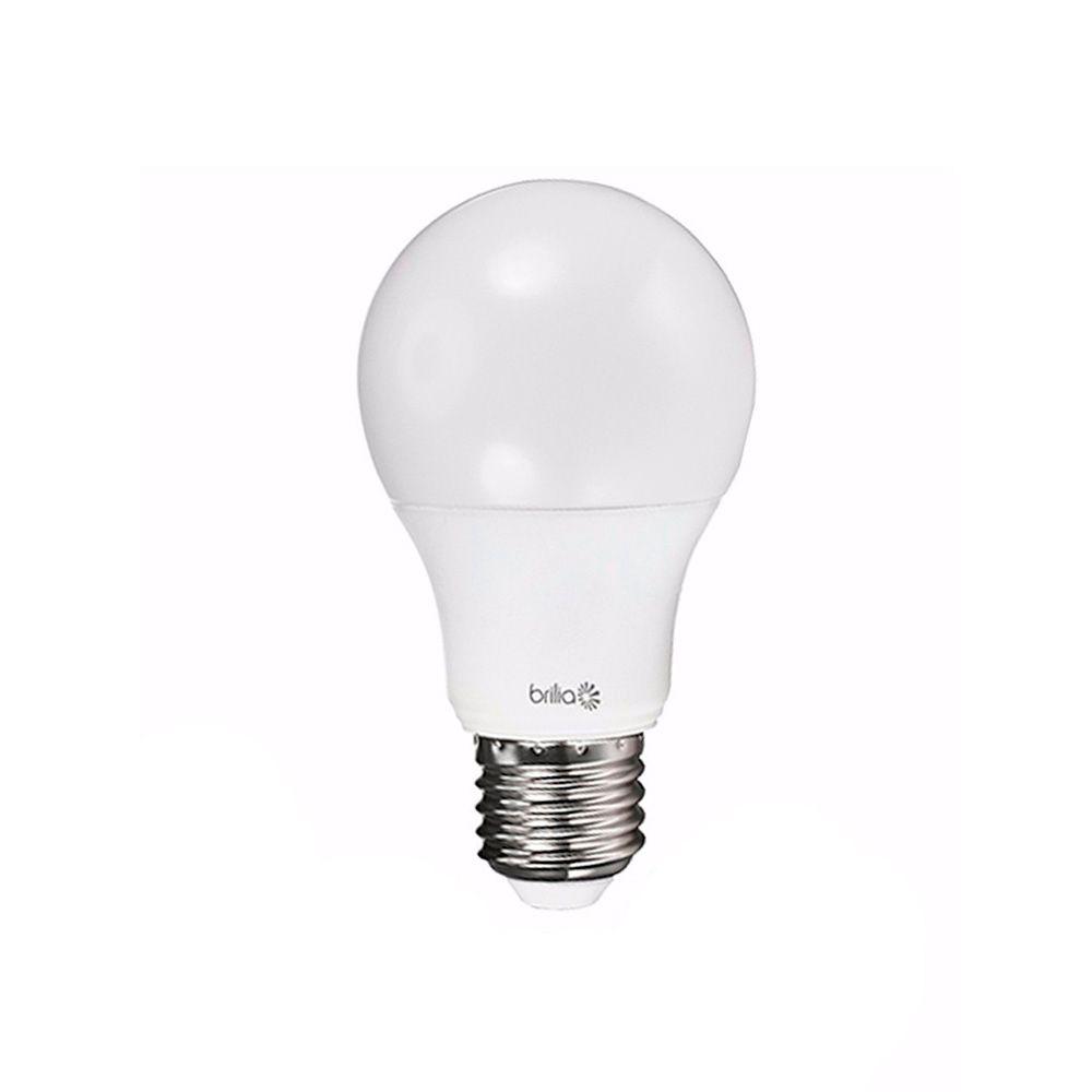 Lâmpada Led Bulbo 9,5W Bivolt Luz Branca – Brilia