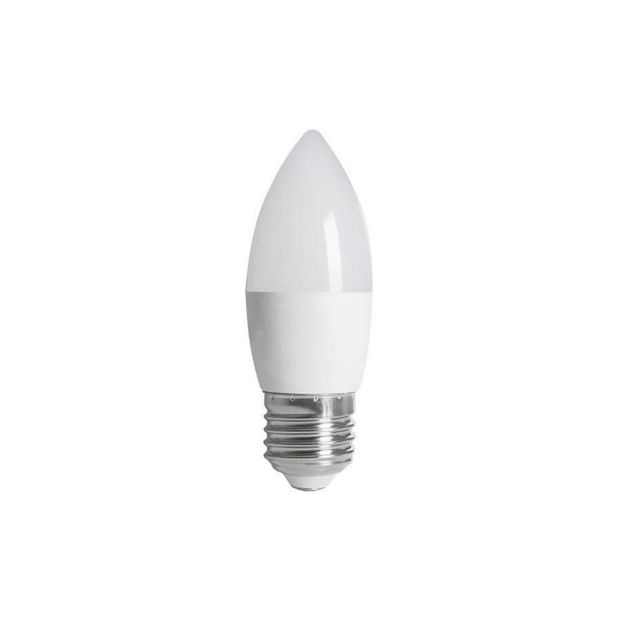 Lâmpada Vela Fosca 3W 2500K Bivolt Led E27  – Save Energy