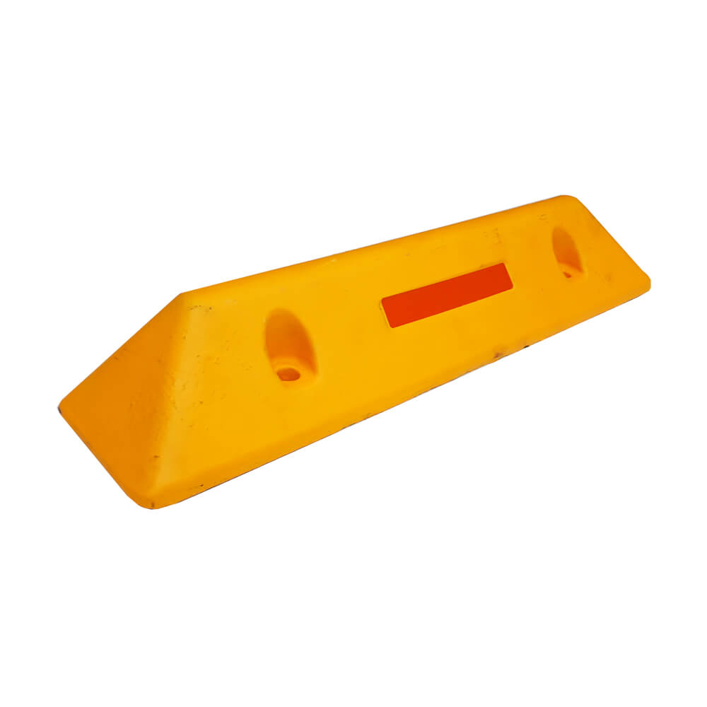 Limitador para Vagas Elastobor 460 X 100 X 70MM