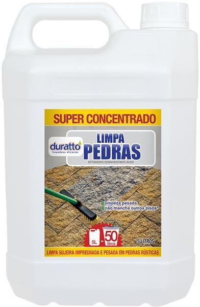 Limpa Pedras Concentrado  Duratto  5 Litros