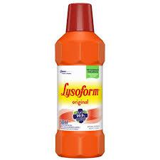 Lysoform desinfetante líquido – frasco de 500 ml