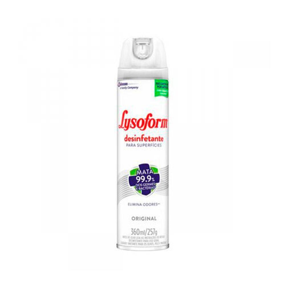 Lysoform Spray Original 360ml