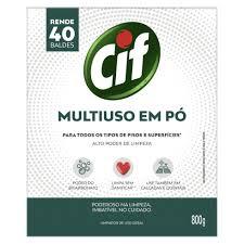 Multi uso em pó 800g  – Cif