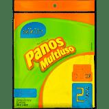 Panos Multiuso 40x36 Alklin - Kit com 2