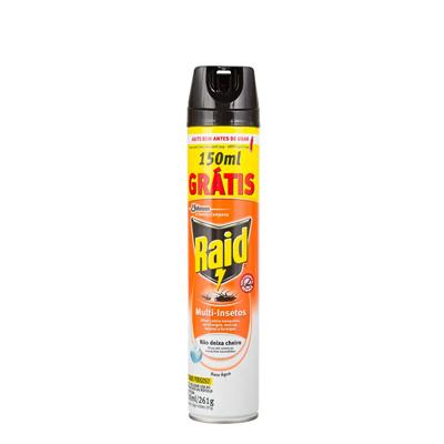 Raid Multi Inseticida 420 ml