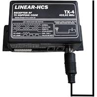 Receptor TX-4 Linear-HCS