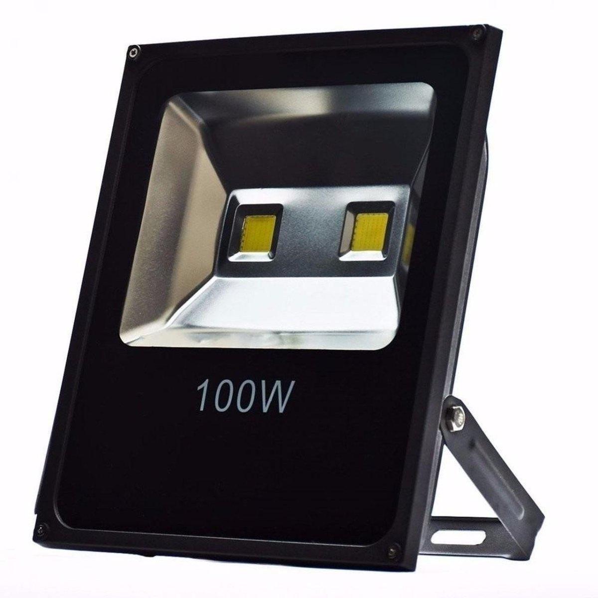 Refletor de led 100W - 6500K