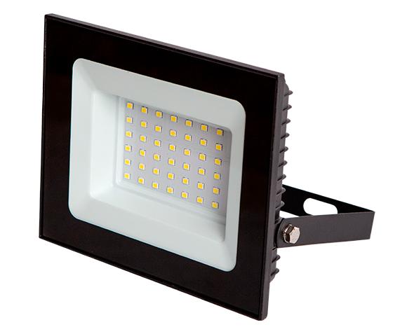 Refletor Slim LED 50W 750 Lumens IP65 Luz Branca