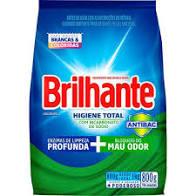 Sabão  em Pó Higiene Total Brilhante 800g