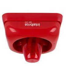 Sinalizador audiovisual convencional - SAV 420C -Intelbras