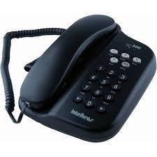 Telefone com fio - TC 500 - Intelbras