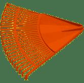 Vassoura plástica 26 dentes - cabo 120 cm - Tramontina