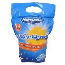 Weekend Hidroazul 4kg