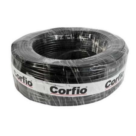 Cabo PP 3x2,5mm Rolo 100mts Corfio