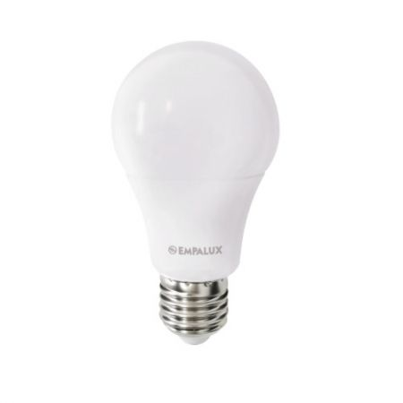 Lâmpada Bulbo LED 9W Bivolt E27 Amarela