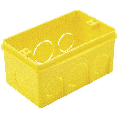 Caixa de Luz Embutir 4x2 Tramontina