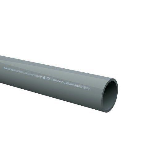 """Eletroduto PVC 1"""" Top Cinza"""