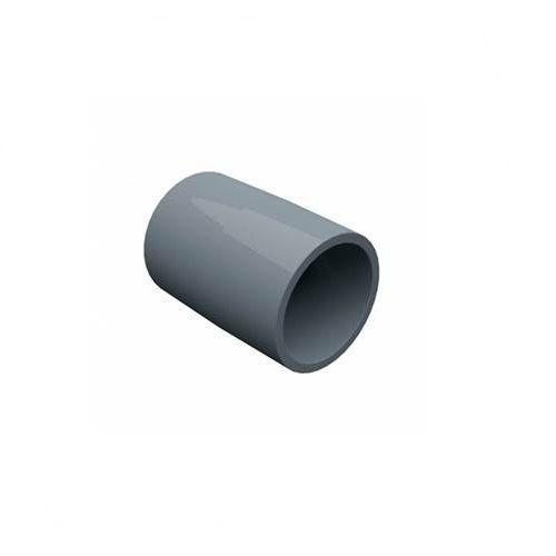 "Luva Eletroduto PVC 1/2"" Top Cinza"