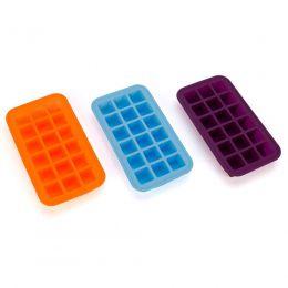 Forma De Gelo Cubo 19X10,5 cm Silicone