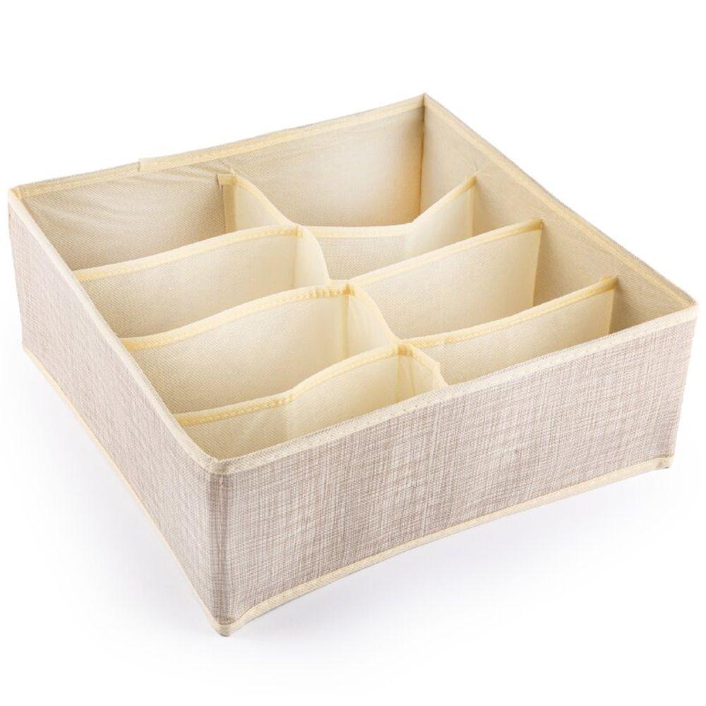 Caixa Organizadora com 8 Divisórias