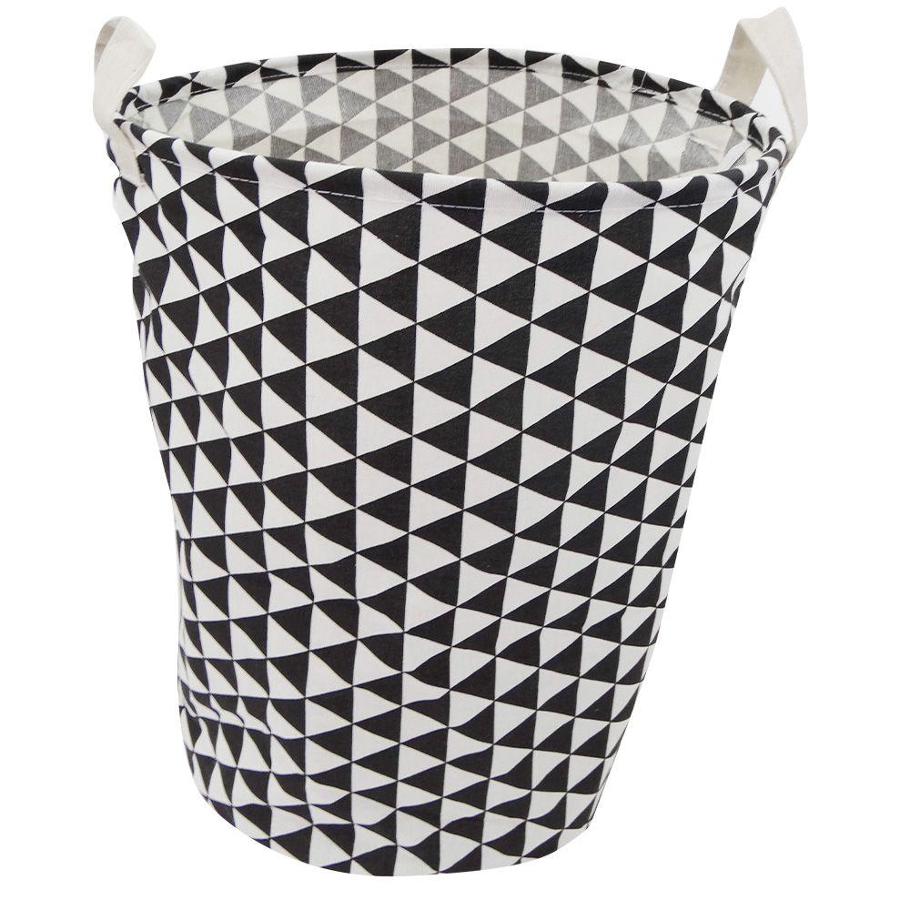 Cesto De Roupa Design. Medida: 35X43 cm