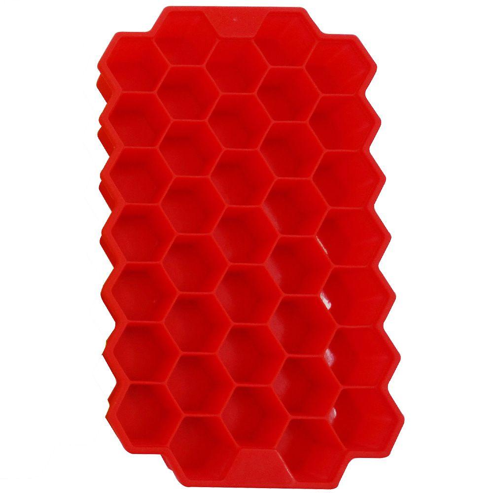 Forma de Gelo  Silicone 20x12cm.