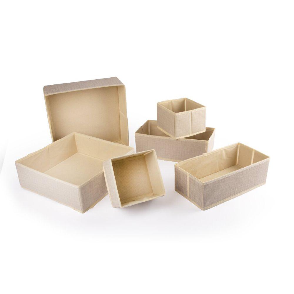 Kit Organizador Com 6 Peças