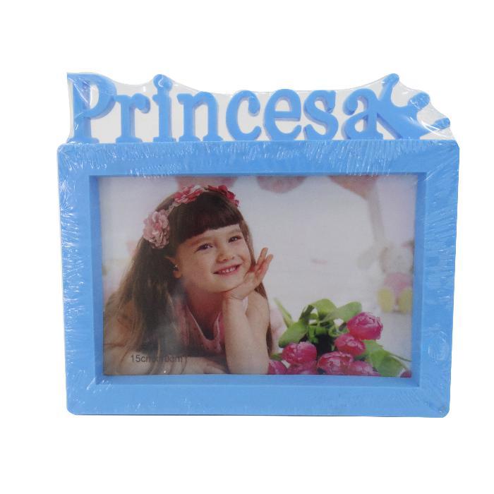 Porta Retrato Decorativo de Princesa