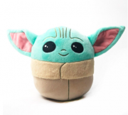 Boneco de personagem Baby Yoda Pelucia