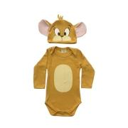 Body Bebê Infantil Jerry