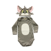 Body Bebê Infantil Tom