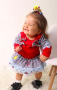 Body de Bebê  vestidinho Festa junina