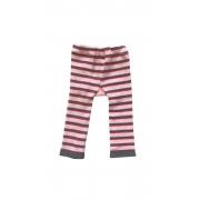 Calça de lã infantil para bebê  coelhinho  meia calça
